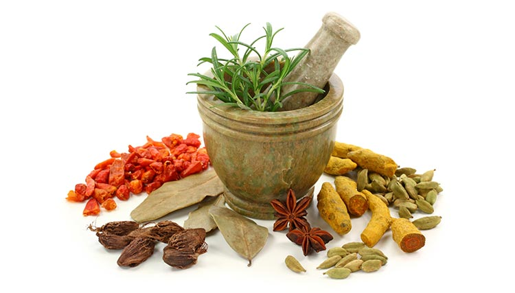 Traditional medicines and herbs